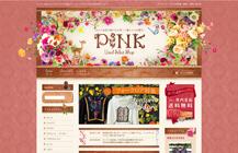 """PINK""web"